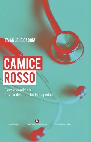 """Intervista a Emanuele Caggia, autore de """"Camice Rosso"""""""