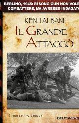 """Intervista a Kenji Albani, autore de """"Il grande attacco"""""""