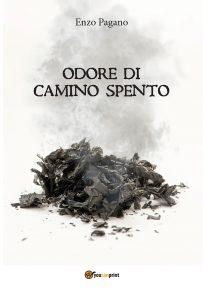 Copertina Odore di camino spento di Ernesto Pagano