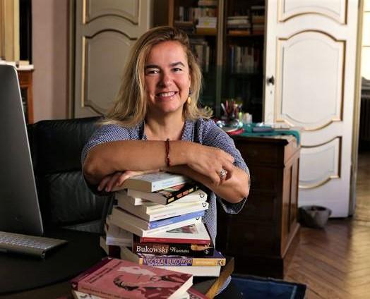 Simona Viciani a Ormeggi Festival di Lamezia Terme