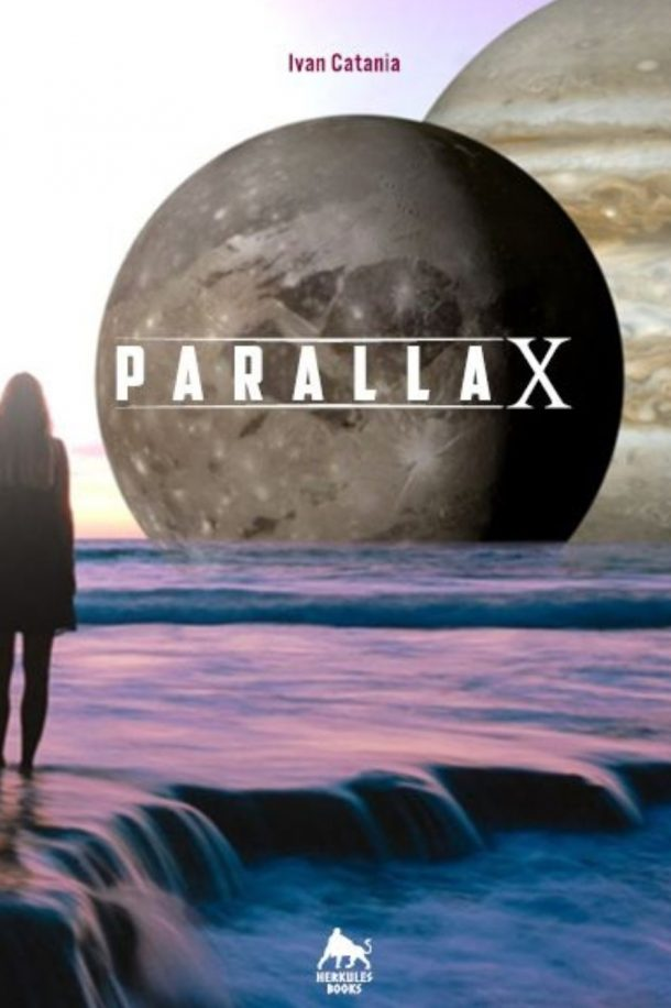 Copertina Parallax di Ivan Catania