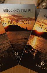 "Intervista a Gregorio Puglisi, autore de ""Le mie parole"""