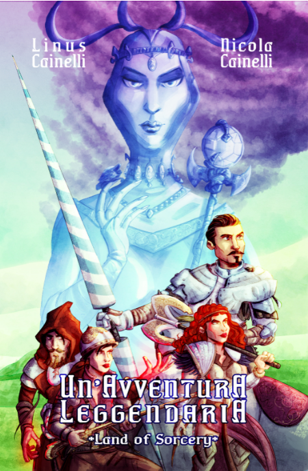 Un'avventura leggendaria
