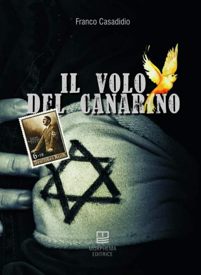 Il volo del canarino è l'ultimo lavoro di Franco Casadidio
