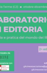 """Lamezia Terme, Calabria: a ottobre ritorna il """"Laboratorio di editoria"""""""