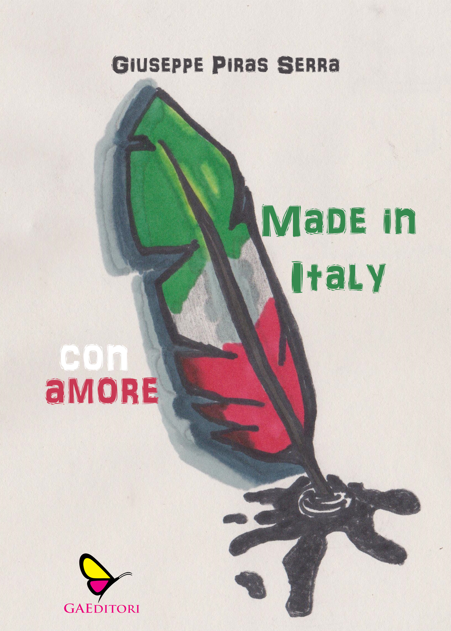 MAde in Italy con amore Giuseppe Piras
