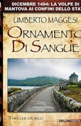 Ornamento di sangue | Umberto Maggesi