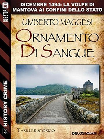 Ornamento di sangue | Umberto Maggesi